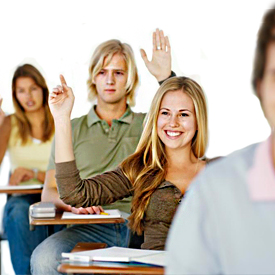 Сайт для студентов в Новосибирске